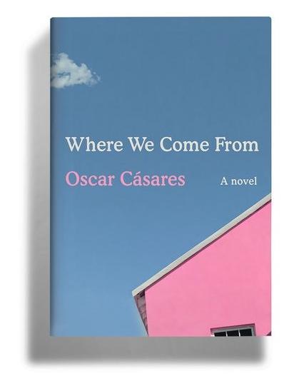 Oscar Casares asks 'Where We Come From'